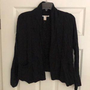 Amuse society Asymmetrical jacket